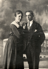 Engagement photo of Lora and Mair Benvinisti