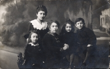 The family of Salvator Israel