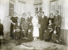Matilda Israel's family and relatives