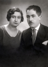 Jacques and Mary Perets