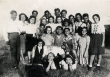 Regina Grinberg and the Jews who were interned in Sofia