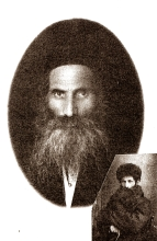 Lev Drobyazko's mother's father, Rabbi Nukhim Vaisblat.