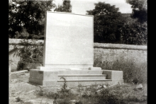 Monument in Kavala