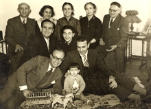 The Modiano family