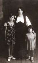 Hana Gasic's aunt Kristina Montiljo and her daughters