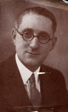 Harry Watts, Lilli Tauber's friend and benefactor of Jewish emigrant children in England