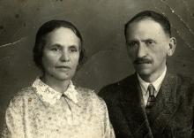 Moisey and Maria Reznik