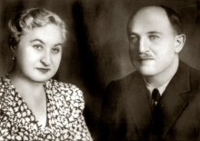 Bernard and Adela Iszakovics