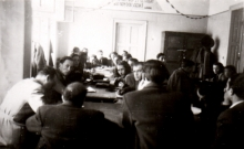 Conference of the Democratic Jewish Youth Organization