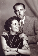 Melitta Seiler and her husband