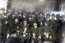 Committee of the Orthodox Jewish religious community in Galanta