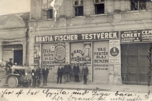 The Fischer family store