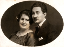 Benko and Stella Darsi