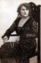 Ilona Seifert's mother Iren Riemer