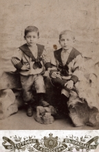 Samuel Zeldovich and his brother