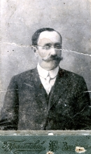 Engelina Goldentracht's grandfather Aron Stravets