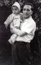 Lazar Gurfinkel and his son Michael Gurfinkel