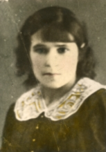 Irina Voinova's mother. Berta Aizman