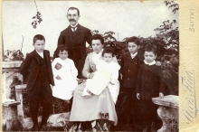 The Alter family in Luze