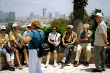 One of Herta Coufalova's pictures from Israel