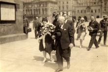 Marriage of Hilda Lasova