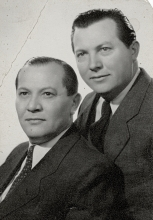 Jeno and Imre Fischer