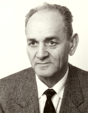 Emanuel Elbinger at the age of 74