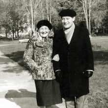 Andreja with his wife