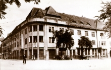 Magdalena Berger's  family home of the Grossbergers in Sombor