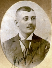 Magdalena Berger's father-in-law, Sigmund Berger